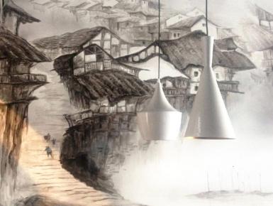 山城水墨细节2